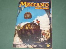 MECCANO MAGAZINE 1958 November Vol XLIII No11